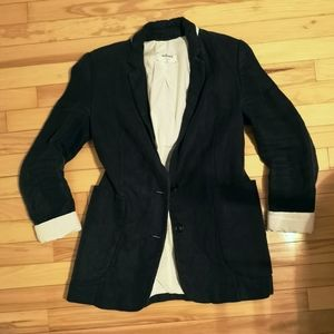 WILFRED navy blue blazer Sz S
